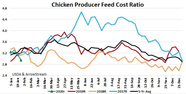 Will Ample Chicken Supplies Continue?